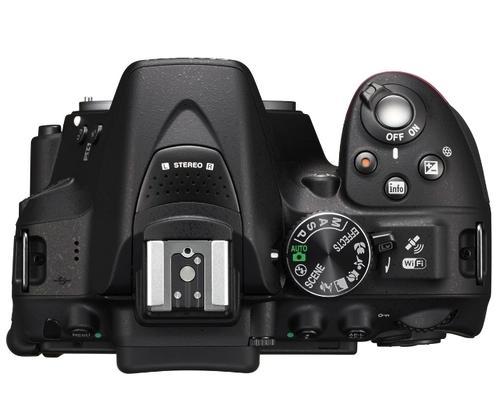 В общих чертах о Nikon D5300