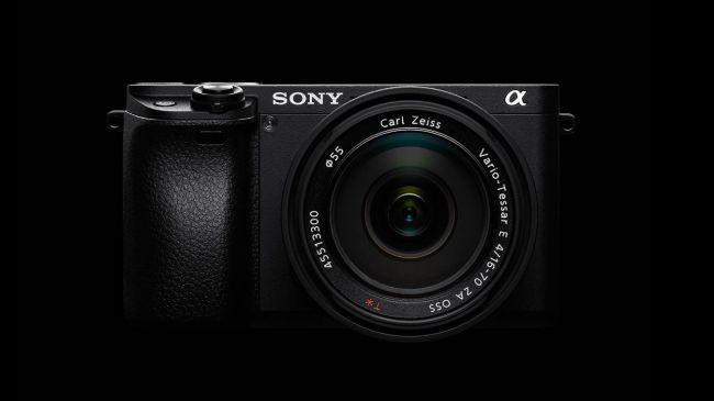 компактная камера Sony Alpha A6300