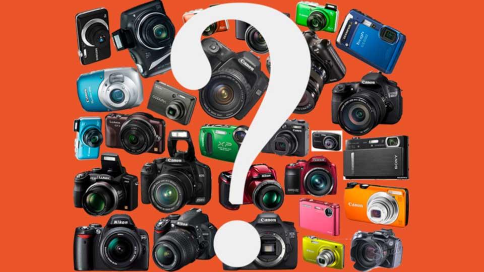 По каким параметрам выбрать фотоаппарат