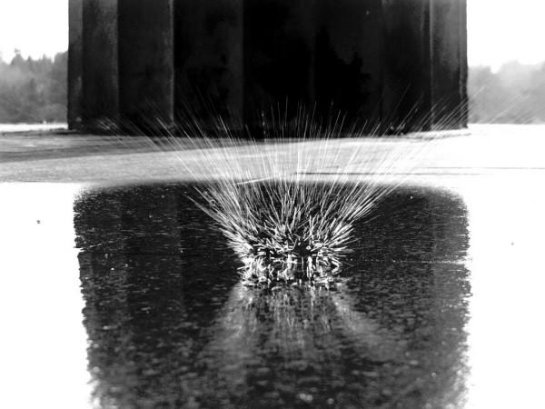 Как фотографировать капли воды