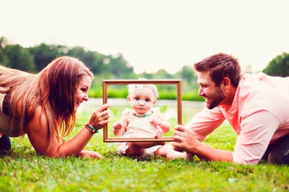 5 советов, как сделать прекрасные семейные фотографии