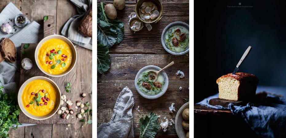 Рецепт красивого снимка: как правильно фотографировать еду?