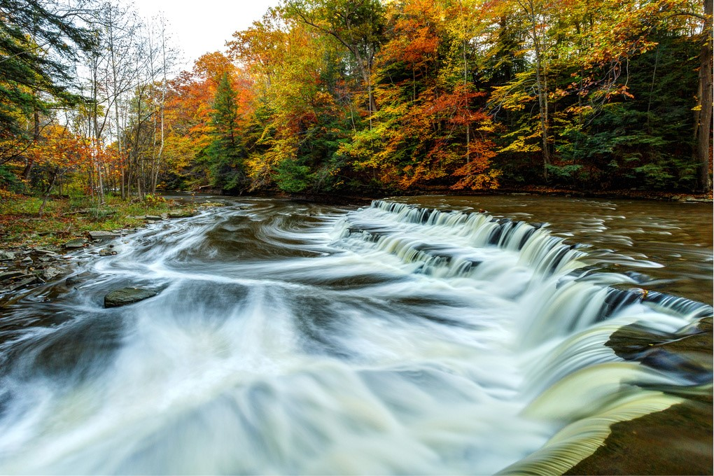 приятные эффекты при фотографировании водоемов