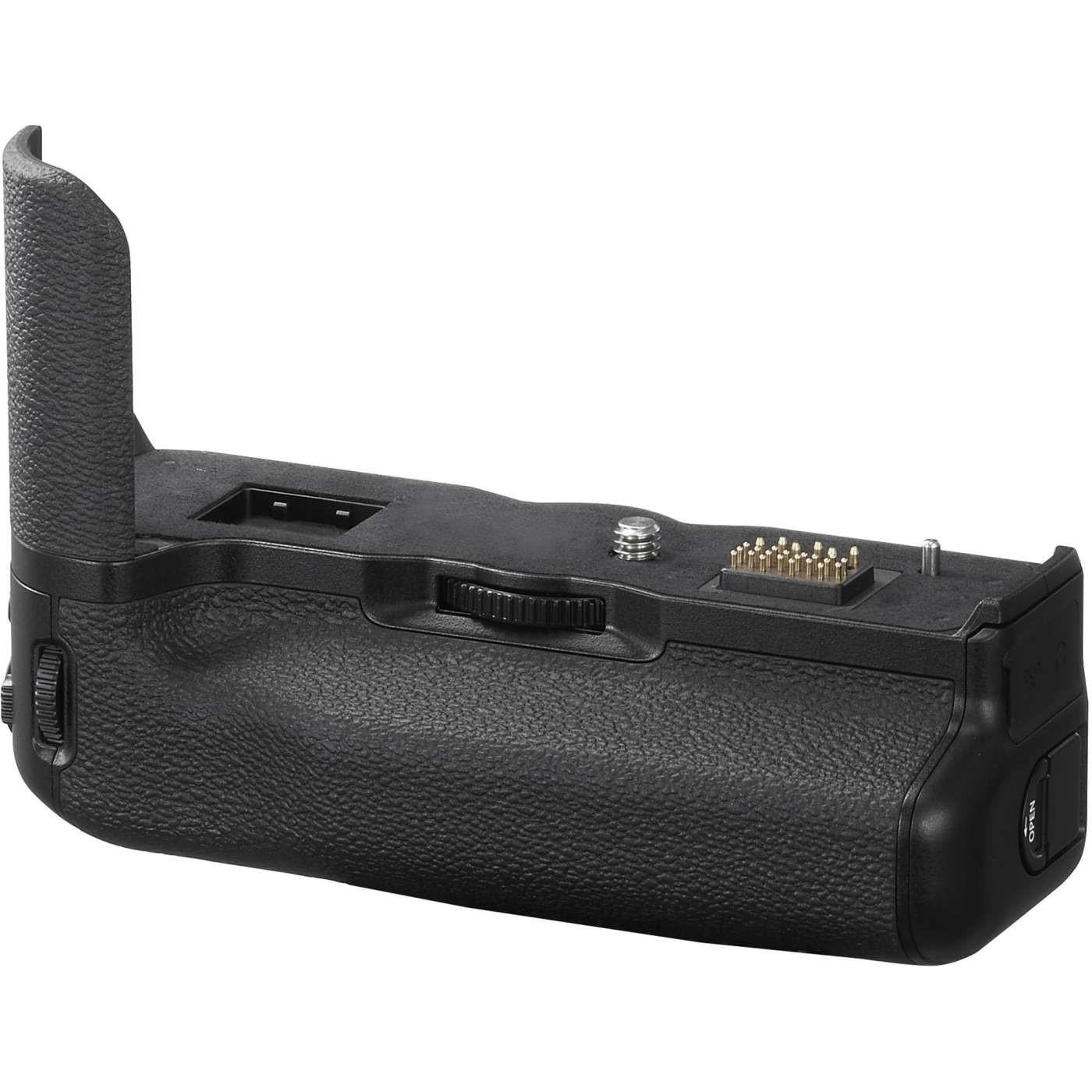 X-T2 Vertical Power Booster Grip расширяет возможности съемки камеры