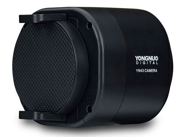 Yongnuo YN43 превращает ваш телефон в беззеркальную камеру M4/3
