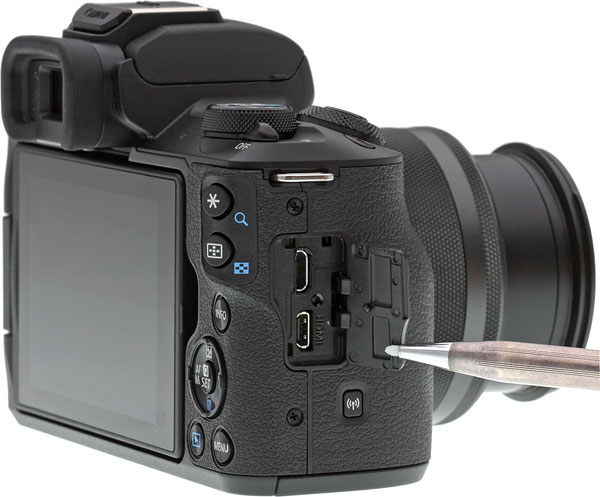 Canon EOS M50 обзор и примеры фото
