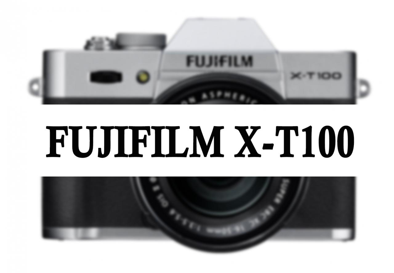 В сеть просочились характеристики  Fujifilm X-T100