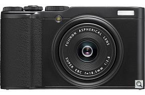 Первый взгляд на Fujifilm XF10