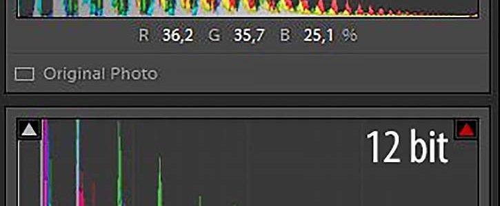 12-битный или 14-битный RAW — что лучше?