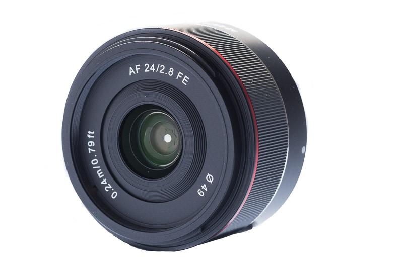 Обзор SAMYANG AF 24MM F / 2.8 FE — Маленький объектив для Sony A7