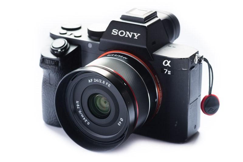 маленький набор фототехники Sony FE