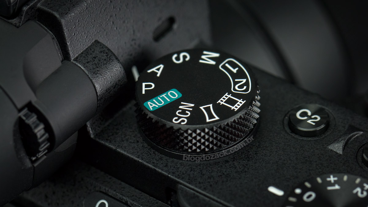 PASM: использование режимов экспозиции вашей камеры