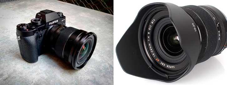 Особенности широкоугольной оптики Широкоугольный объектив в пейзажной фотографии