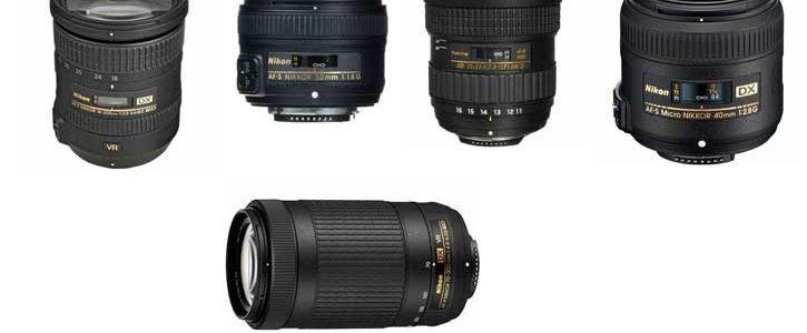 Лучшие объективы для фотоаппарата Nikon D3500