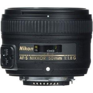 Лучший портретный объектив для Nikon D3500 Nikon 50mm F1.8G