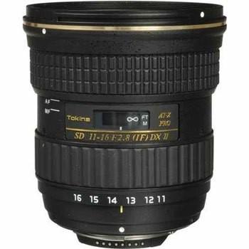Лучший ультра-широкоугольный объектив для Nikon D3500 Tokina 11-22mm F2.8