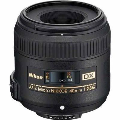 Nikon 40мм 2.8 DX лучший макрообъектив для фотоаппарата Nikon D3500