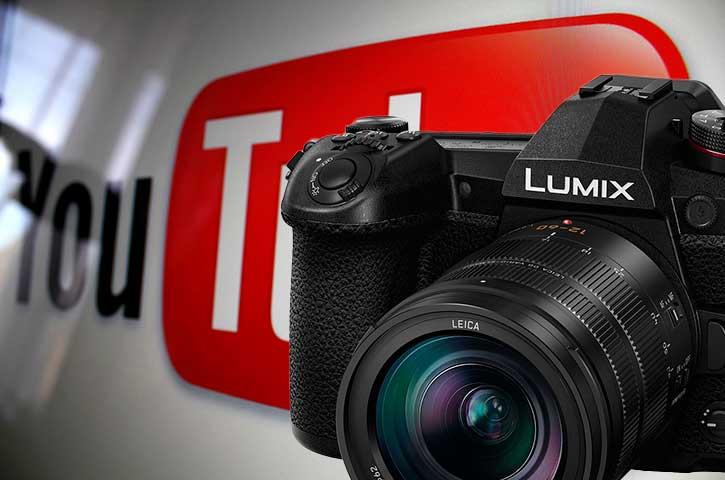 Лучшие настройки фотокамеры для видео Youtube