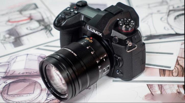 Обновление прошивки Panasonic DC-G9