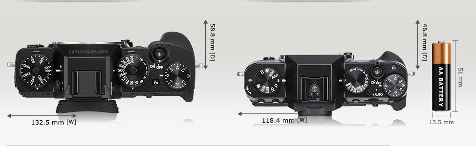 fuji xt3 vs xt30 снимки продукта-3