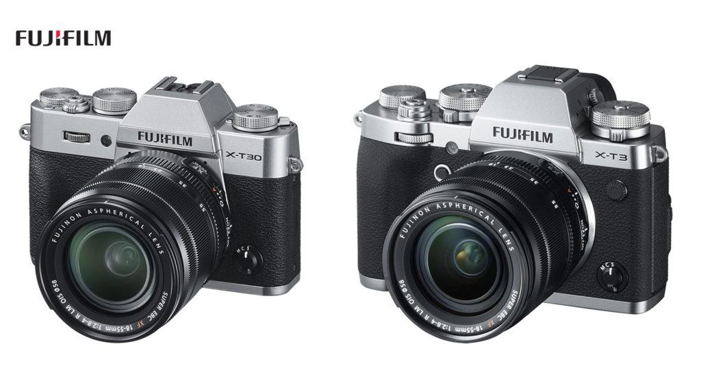 Fujifilm X-T30 - Fujifilm X-T3 - 10 основных отличий