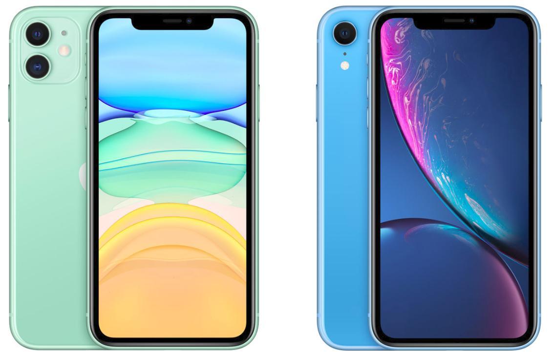 Cравнение iPhone 11 с iPhone XR — в чём отличия?