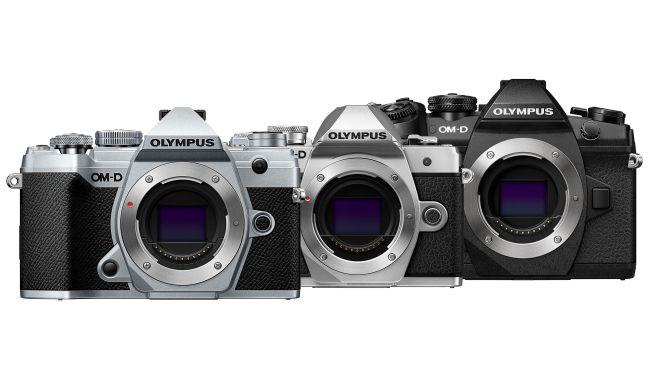 Сравнение Olympus OM-D E-M10 III против E-M5 III против E-M1 II