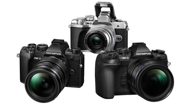 Olympus OM-D E-M10 III против E-M5 III против E-M1 II: какой OM-D вам выбрать?
