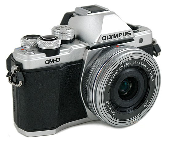 Блинозум Olympus M.Zuiko Digital ED 14-42mm 1: 3.5-5.6 EZ