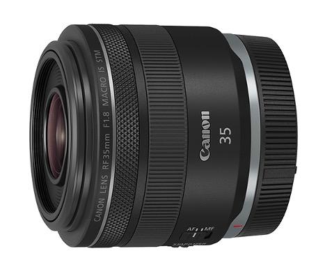 Особенности RF 35mm f/1.8 Macro IS STM