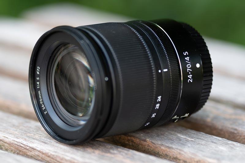 Объектив Nikon Nikkor Z 24-70mm f/4 S