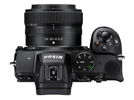 Особенности Nikon Z5