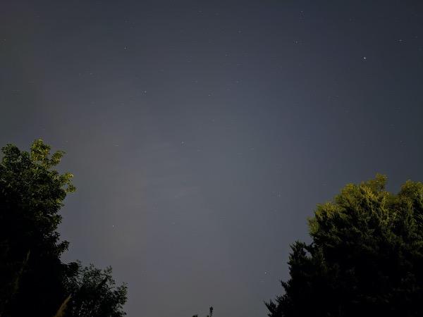 астрофотография с Google Pixel 4