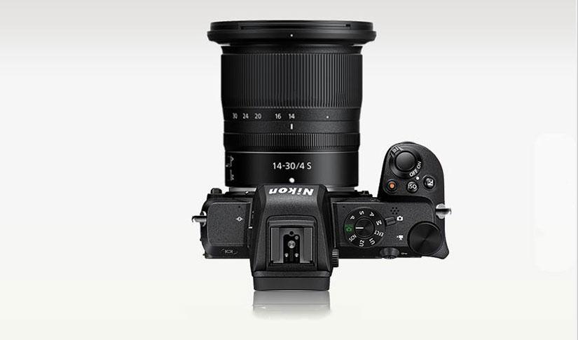Nikon Z 14-30 мм f/4S + Nikon Z50