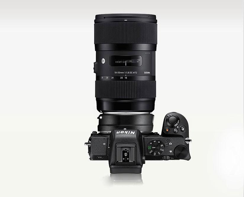 Sigma 18-35mm заменит 3 фикс объектива – 18 мм F1,8, 24 мм F1,8 и 35 мм F1,8.