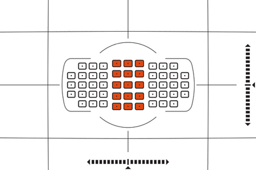 153-точечная система автофокусировки