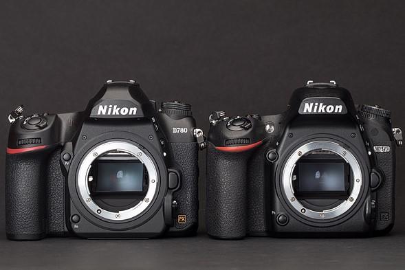 Сравнение Nikon D780 с D750 - стоит ли переплачивать?