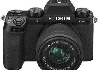 Предварительный обзор Fujifilm X-S10