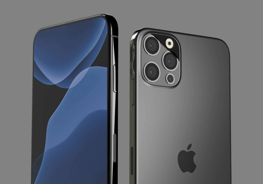 Камеры iPhone 12