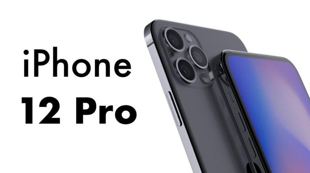 Камера iPhone 12 Pro и iPhone 12 Pro Max