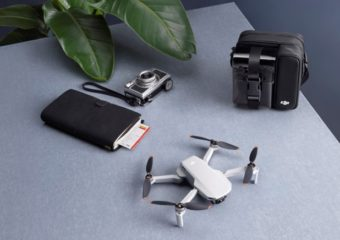 Новый компактный дрон DJI Mini 2