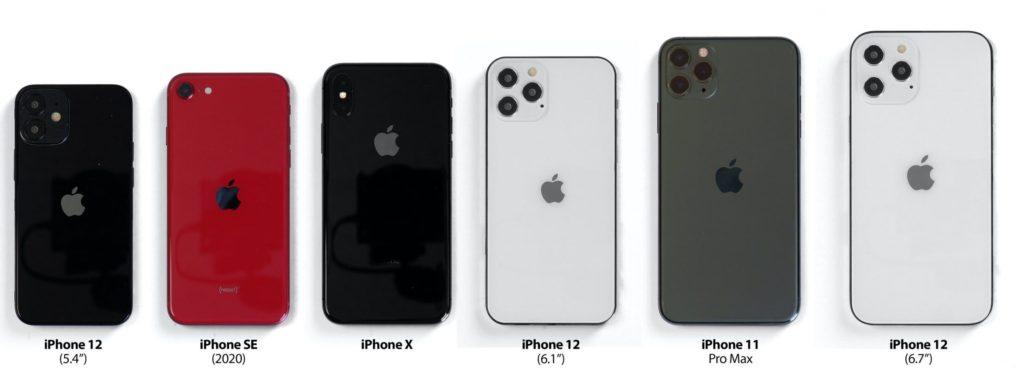 У какого iPhone камера лучше?