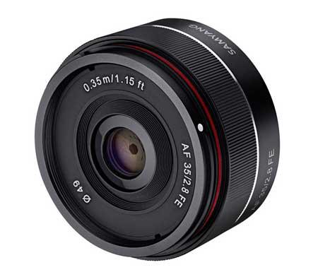 Samyang AF 35mm F2.8 - это один из лучших бюджетных объективов с постоянным фокусным расстоянием для уличной фотографии