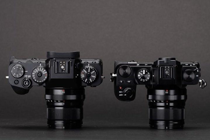 Эргономика и управление Fujifilm X-T4 и X-S10