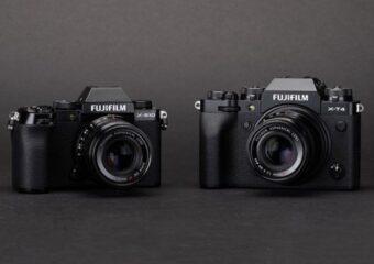 Fujifilm X-S10 сравнение с Fujifilm X-T4 Стоит ли переплачивать?