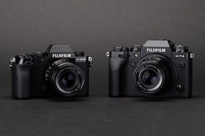Fujifilm X-S10 сравнение с Fujifilm X-T4 Стоит ли переплачивать