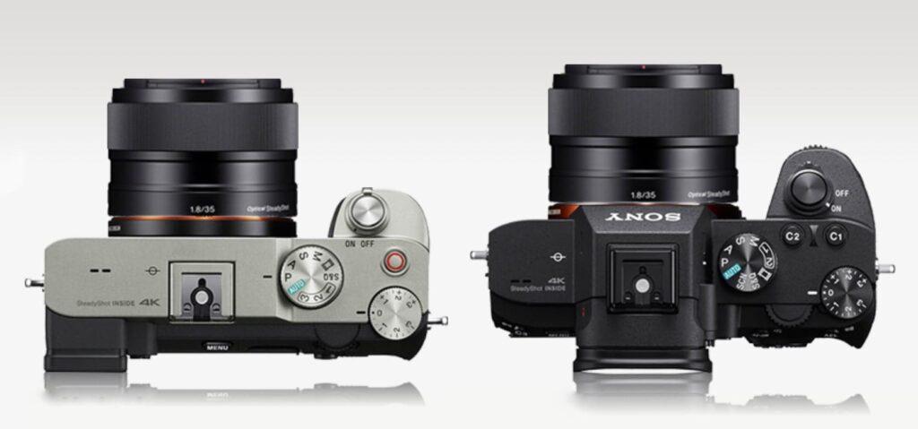 Sony a7C или a7 III - какую камеру купить в 2021