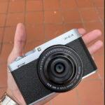 Карманный фотоаппарат Fujifilm X-E4 Kit XF 27mm f/2.8 R WR