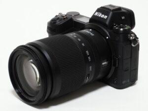 На камере NIKKOR Z 24-200mm f / 4-6.3 VR