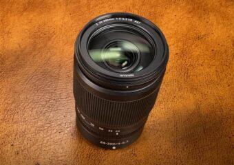 Обзор и пользовательский отзыв Nikon NIKKOR Z 24-200mm f / 4-6.3 VR